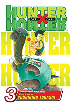 Hunter X Hunter Vol. 3
