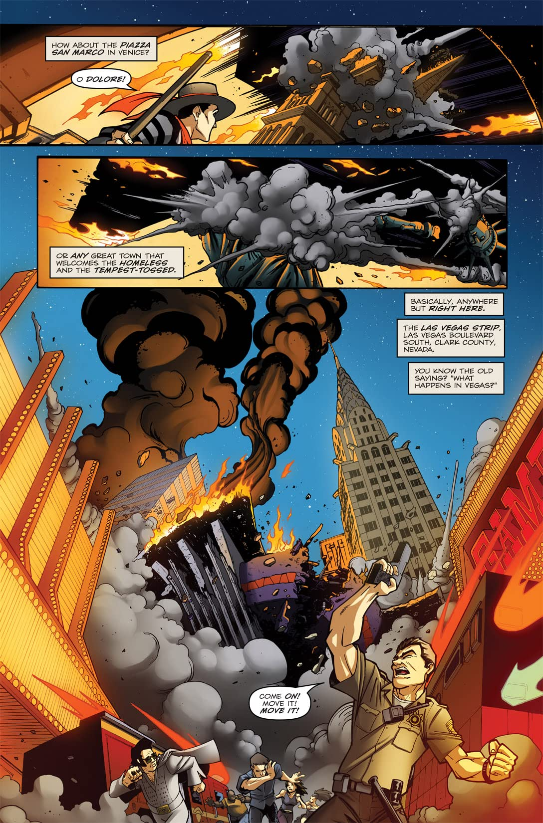 Transformers: Infestation #1 (of 2)