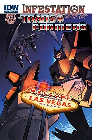Transformers: Infestation #2 (of 2)
