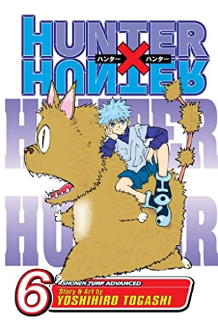Hunter X Hunter Vol. 6