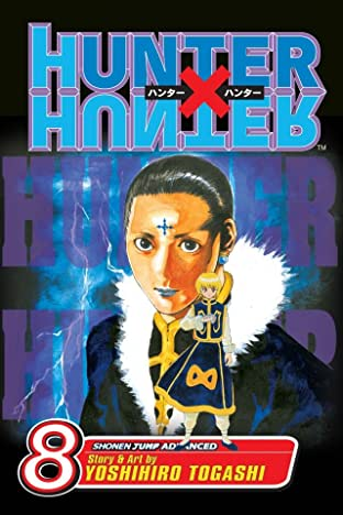Hunter X Hunter Vol. 8