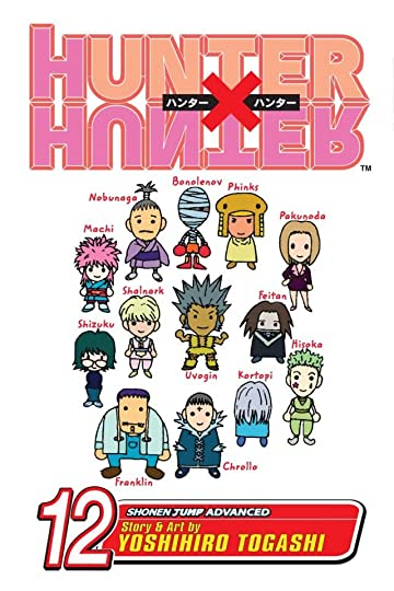 Hunter X Hunter Vol. 12