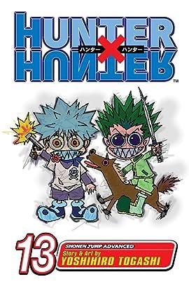 Hunter X Hunter Vol. 13