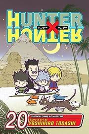 Hunter X Hunter Vol. 20