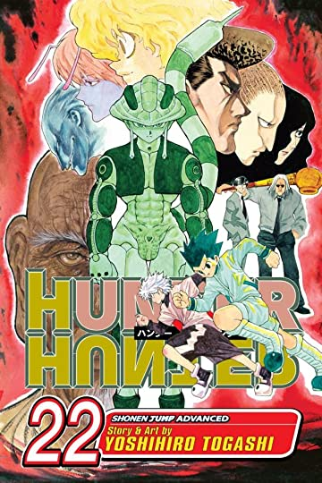 Hunter X Hunter Vol. 22