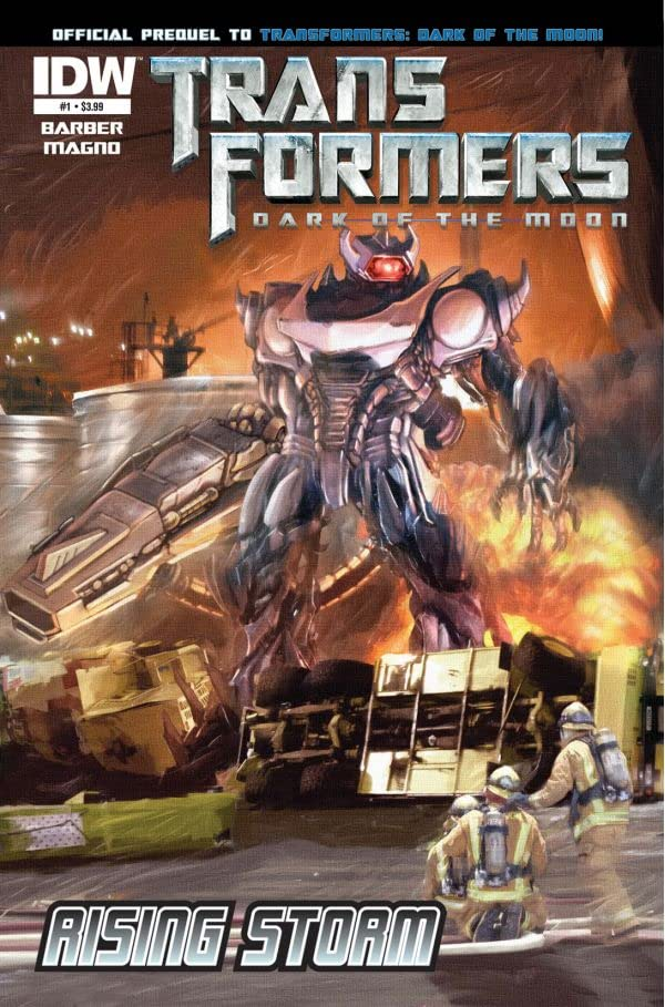 Transformers: Rising Storm #1 (of 4)