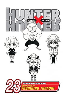 Hunter X Hunter Vol. 23