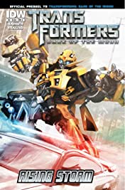Transformers: Rising Storm #2 (of 4)