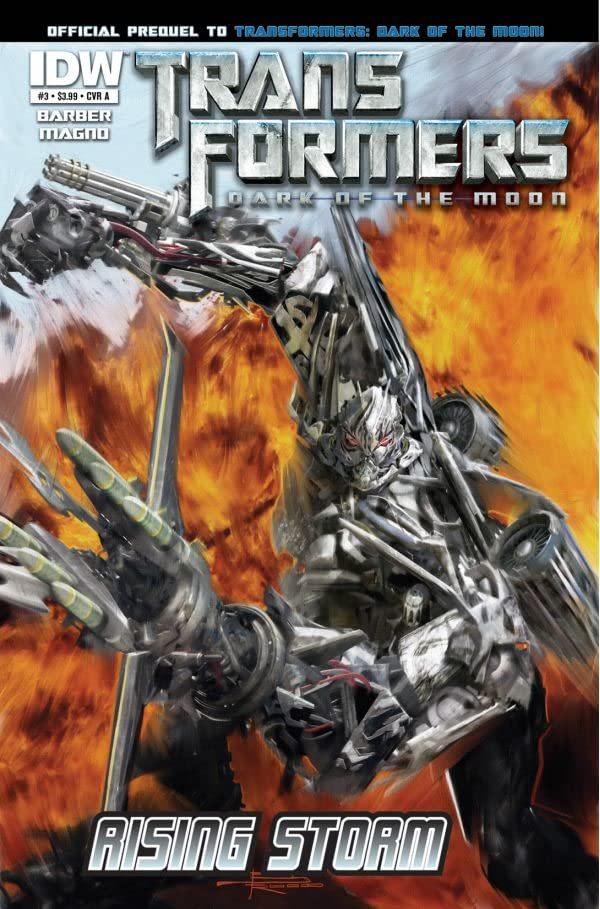 Transformers: Rising Storm #3 (of 4)