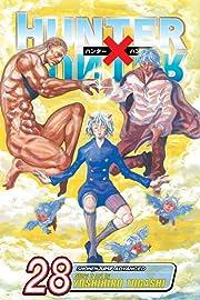 Hunter X Hunter Vol. 28
