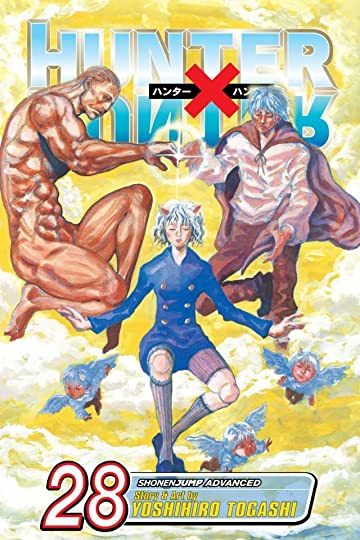 Hunter X Hunter Vol. 28