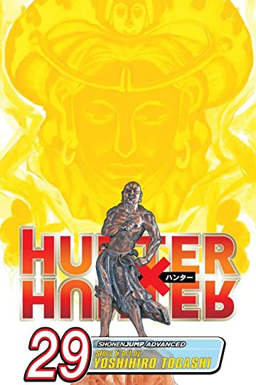 Hunter X Hunter Tome 29