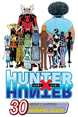 Hunter X Hunter Vol. 30