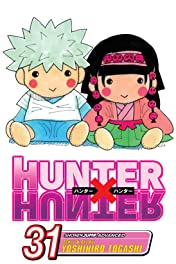 Hunter X Hunter Vol. 31
