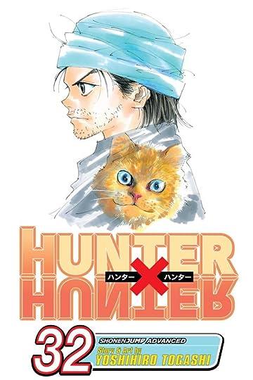 Hunter X Hunter Vol. 32