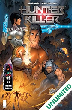 Hunter Killer #1