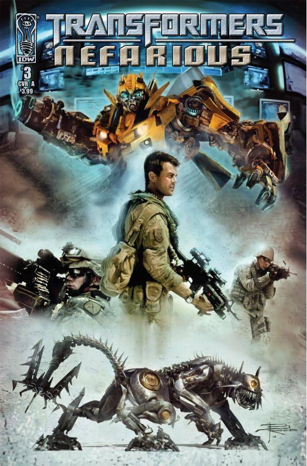 Transformers: Nefarious #3