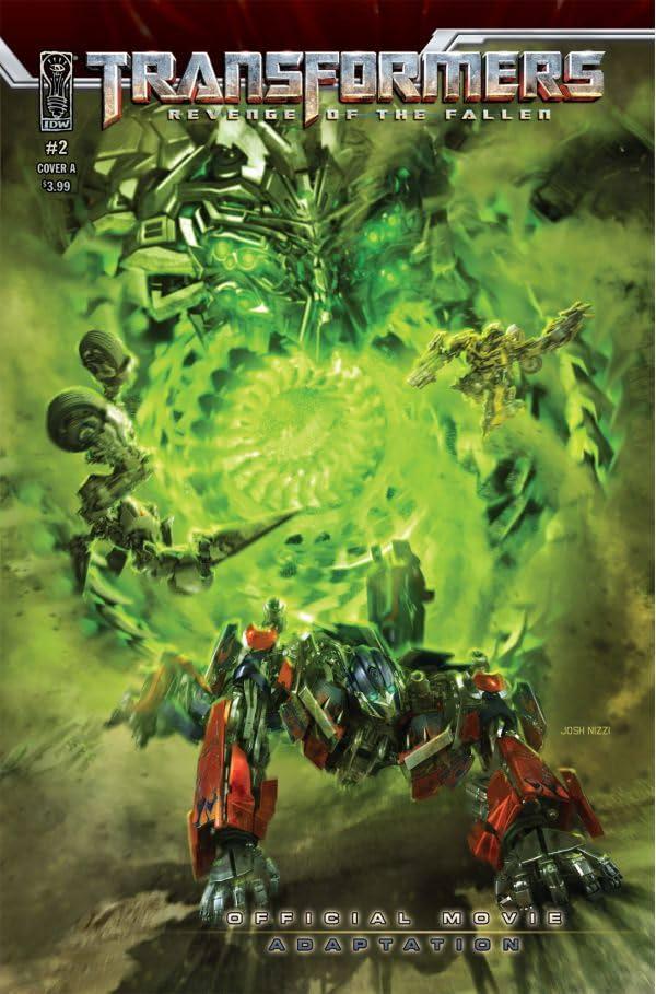 Transformers: Revenge of the Fallen Movie Adaptation #2