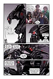 Transformers: Revenge of the Fallen Movie Adaptation #3