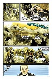Transformers: Revenge of the Fallen Movie Adaptation #4