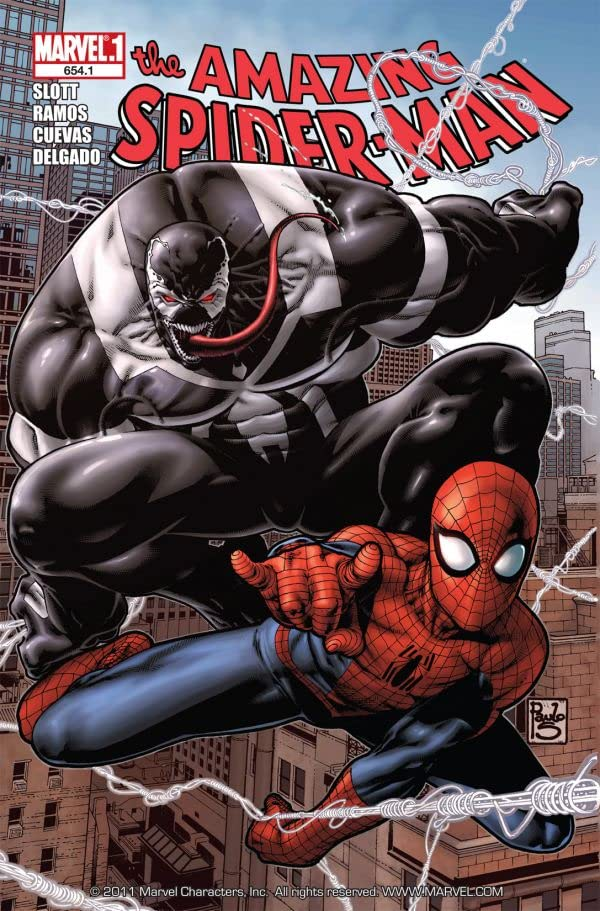 Amazing Spider-Man (1999-2013) #654.1