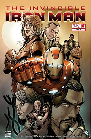 Invincible Iron Man (2008-2012) #500.1
