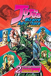 JoJo's Bizarre Adventure: Part 3--Stardust Crusaders Vol. 2