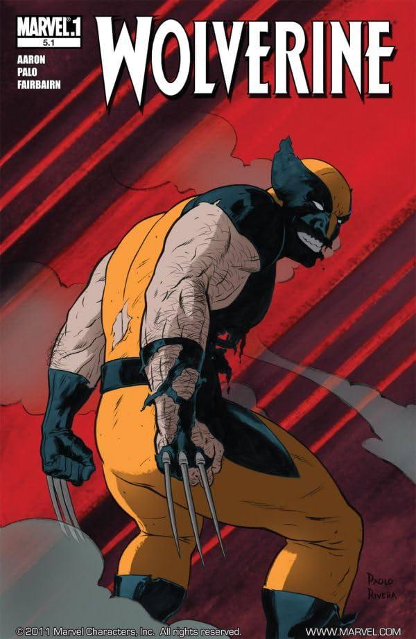 Wolverine (2010-2012) #5.1