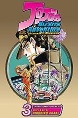 JoJo's Bizarre Adventure: Part 3--Stardust Crusaders Vol. 3
