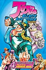 JoJo's Bizarre Adventure: Part 3--Stardust Crusaders Vol. 4