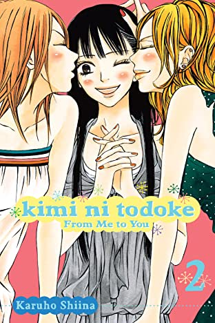 Kimi ni Todoke: From Me to You Vol. 2