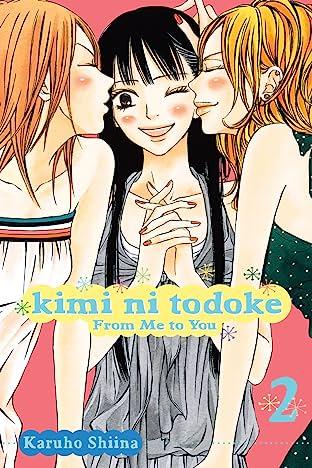 Kimi ni Todoke: From Me to You Vol. 2