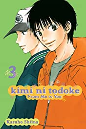 Kimi ni Todoke: From Me to You Vol. 3