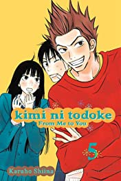 Kimi ni Todoke: From Me to You Vol. 5