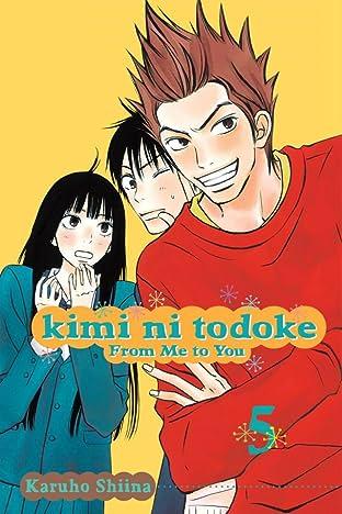 Kimi ni Todoke: From Me to You Vol. 5