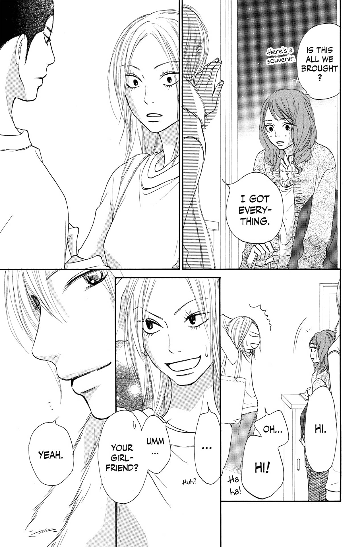Kimi ni Todoke: From Me to You Vol. 6