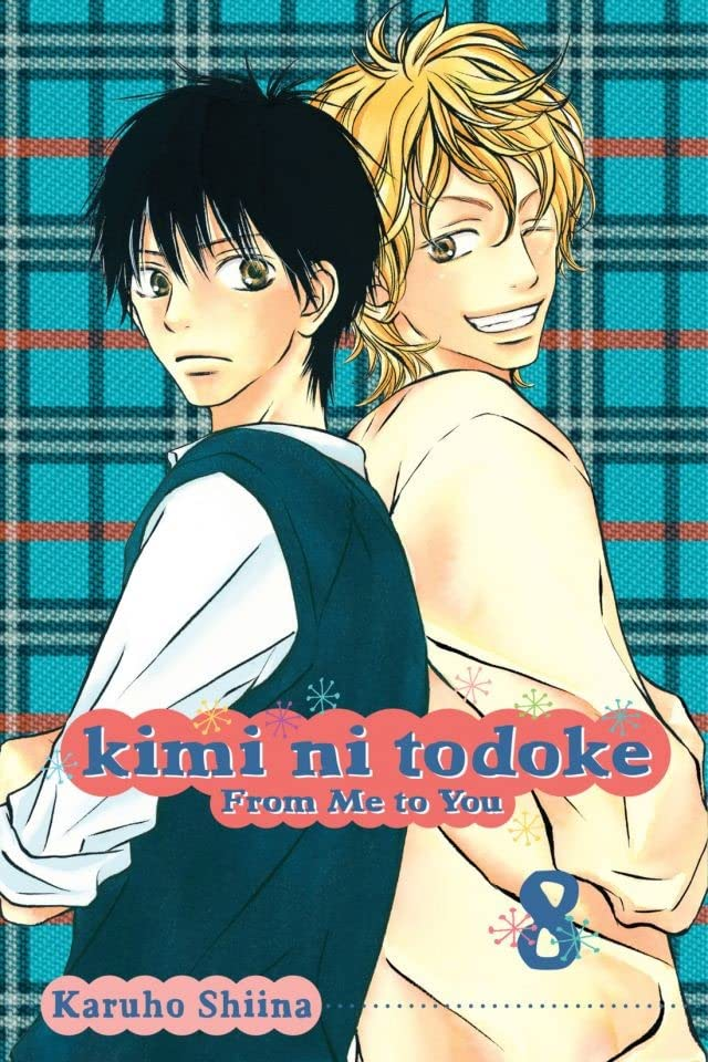 Kimi ni Todoke: From Me to You Vol. 8