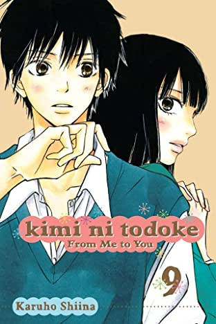 Kimi ni Todoke: From Me to You Vol. 9