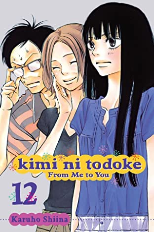 Kimi ni Todoke: From Me to You Vol. 12