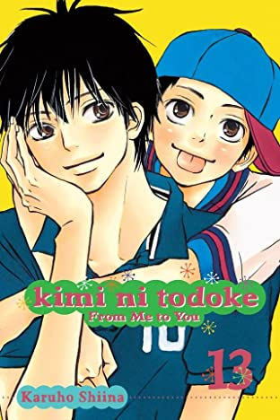 Kimi ni Todoke: From Me to You Vol. 13