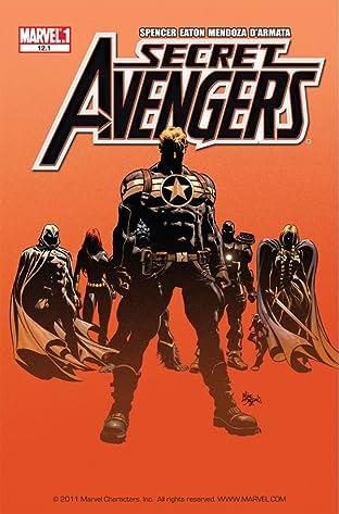 Secret Avengers (2010-2012) No.12.1