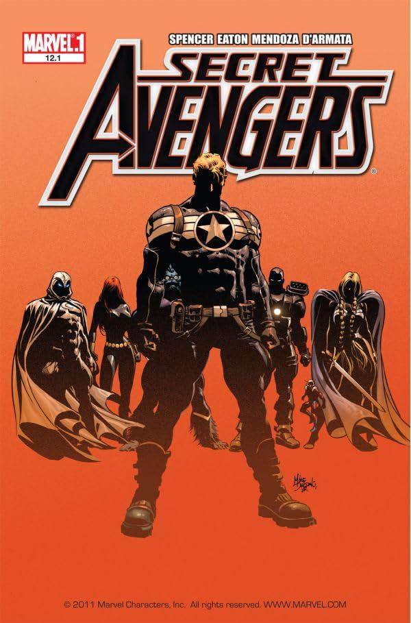 Secret Avengers (2010-2012) #12.1