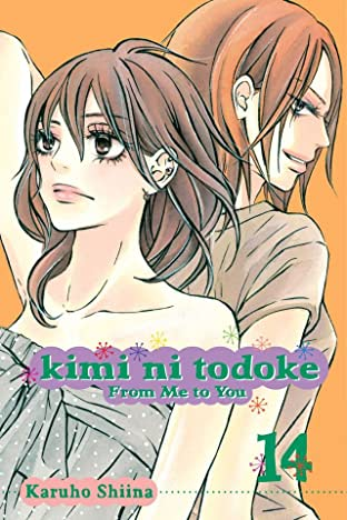 Kimi ni Todoke: From Me to You Vol. 14