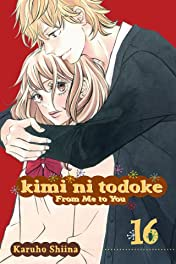 Kimi ni Todoke: From Me to You Vol. 16