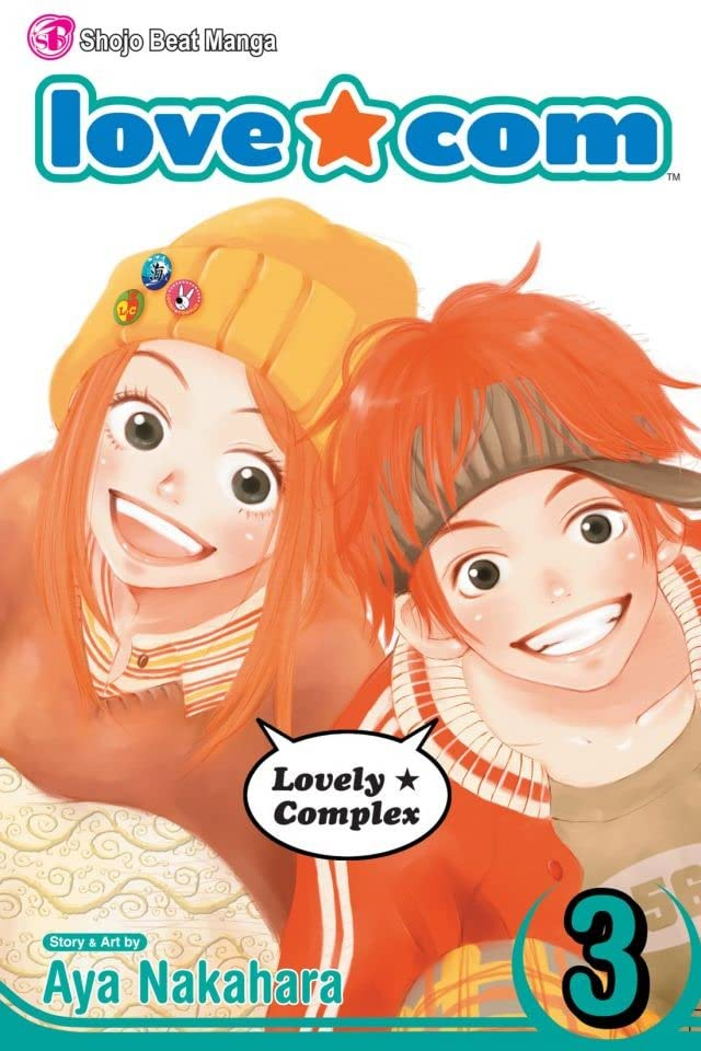 Love★Com Vol. 3