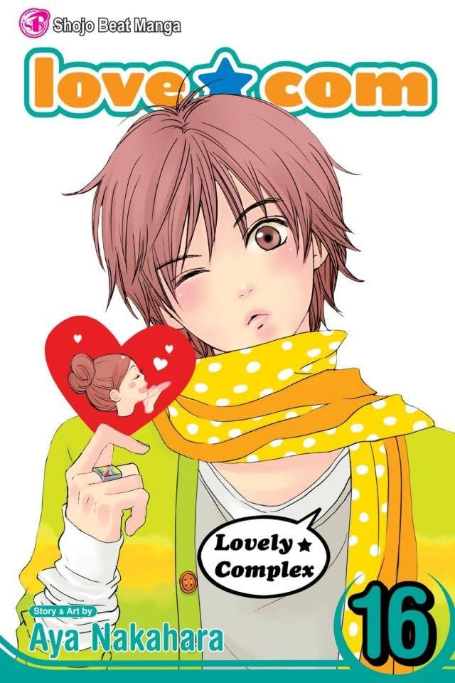 Love★Com Vol. 16