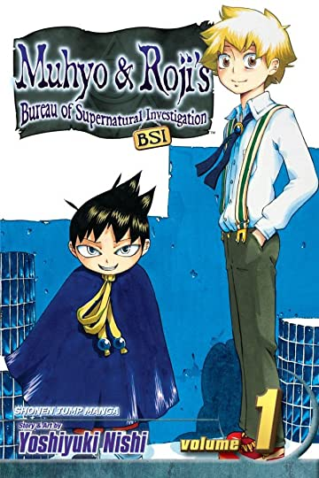 Muhyo & Roji's Bureau of Supernatural Investigation Vol. 1