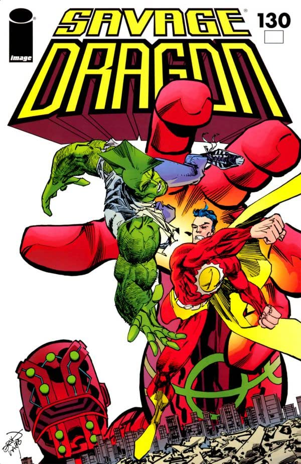 Savage Dragon #130