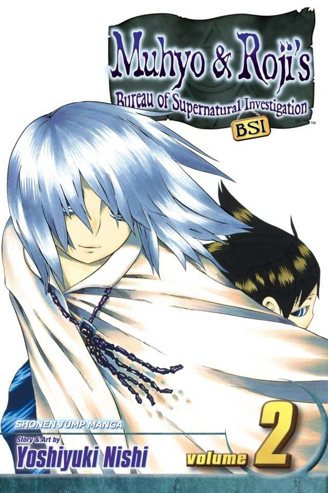 Muhyo & Roji's Bureau of Supernatural Investigation Vol. 2