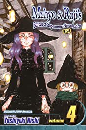 Muhyo & Roji's Bureau of Supernatural Investigation Vol. 4
